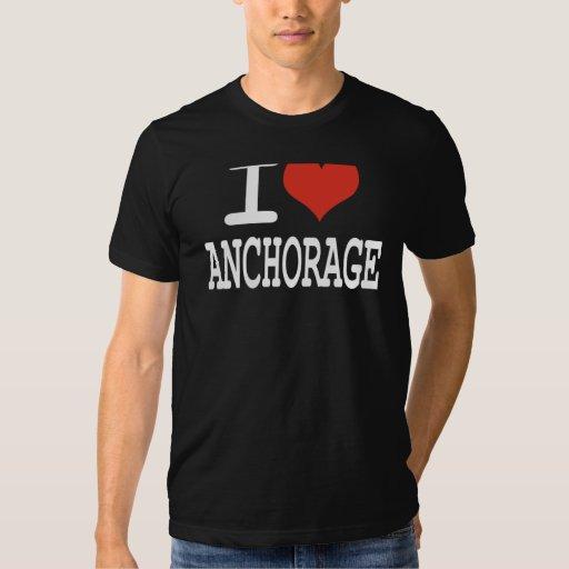 Amo Anchorage Remera