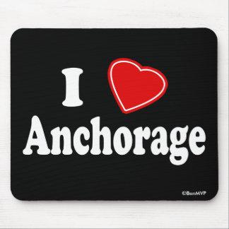 Amo Anchorage Tapete De Ratón