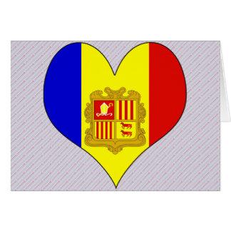 Amo Andorra Tarjetón