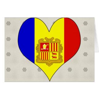 Amo Andorra Felicitacion