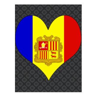 Amo Andorra Tarjetas Postales