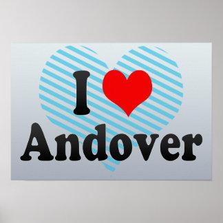 Amo Andover Estados Unidos Poster