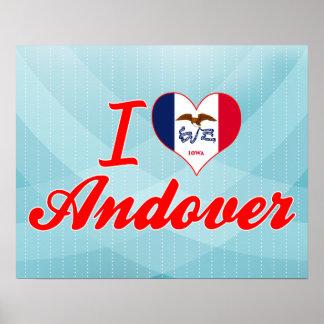 Amo Andover Iowa Posters