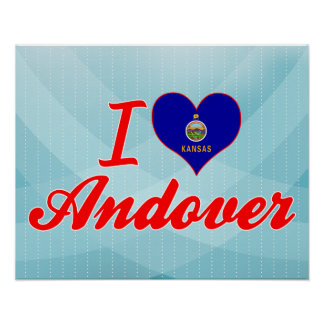 Amo Andover Kansas Poster