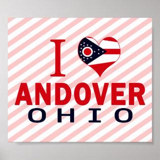 Amo Andover Ohio Impresiones