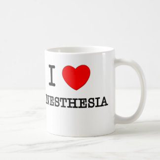 Amo anestesia taza