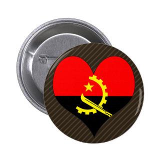 Amo Angola Pin