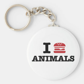 amo animales llavero redondo tipo pin