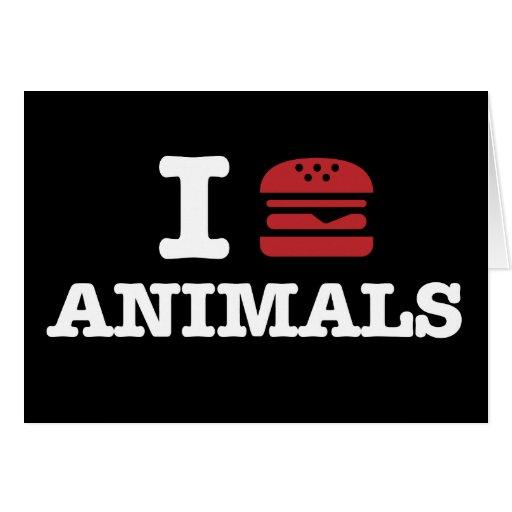 amo animals2 felicitacion