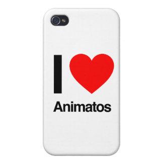 amo animatos iPhone 4/4S carcasa