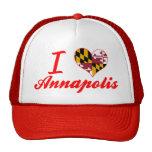 Amo Annapolis, Maryland Gorra