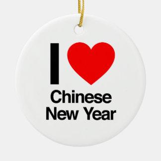 amo Año Nuevo chino Ornamentos De Reyes Magos