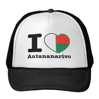 Amo Antananarivo Gorros