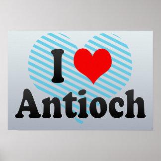 Amo Antioch, Turquía Póster