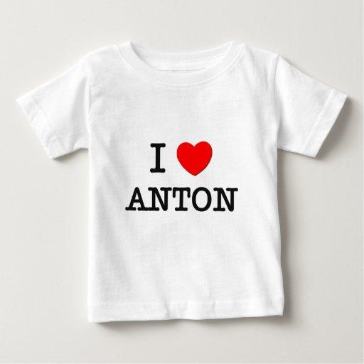 Amo Antón Playeras