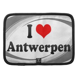 Amo Antwerpen, Bélgica Planificadores