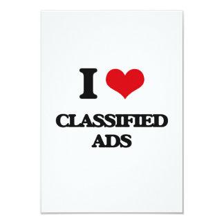 Amo anuncios clasificados invitaciones personales