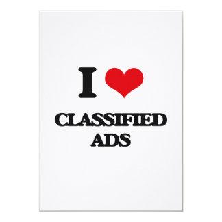 Amo anuncios clasificados comunicado personalizado