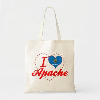 Amo Apache, Oklahoma Bolsa Tela Barata