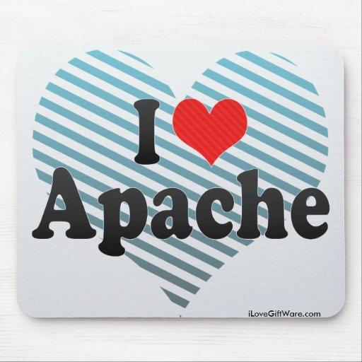 Amo Apache Tapetes De Raton