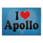 Amo Apolo Felicitacion