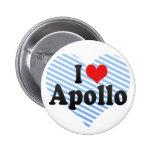 Amo Apolo Pins
