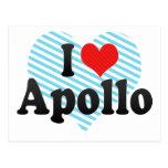 Amo Apolo Postal