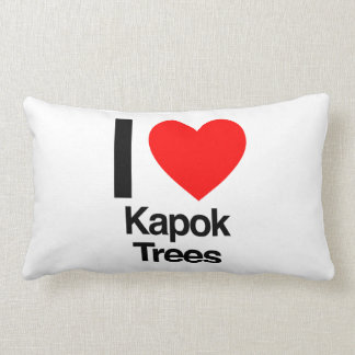 amo árboles de kapoc almohada