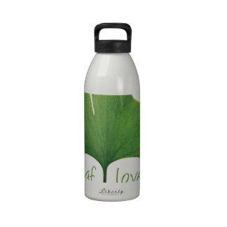 Amo árboles del Ginkgo Botallas De Agua