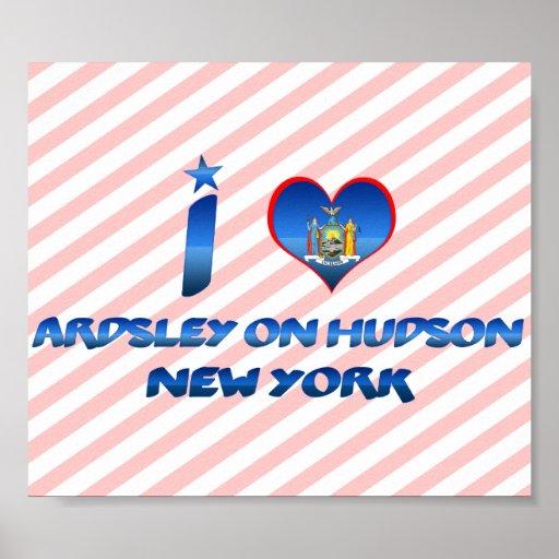 Amo Ardsley en el Hudson, Nueva York Impresiones