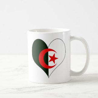 Amo Argelia Taza Clásica