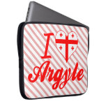 Amo Argyle, Georgia Fundas Computadoras