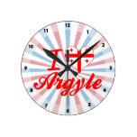 Amo Argyle, Georgia Reloj