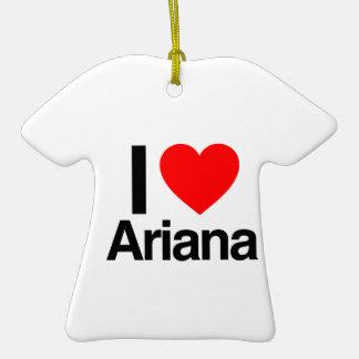 amo ariana adorno