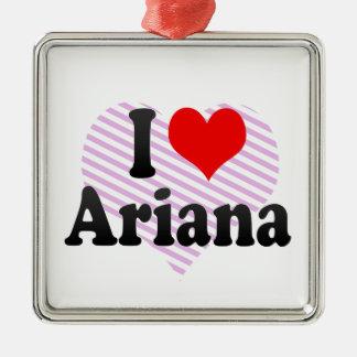Amo Ariana Ornamento Para Reyes Magos