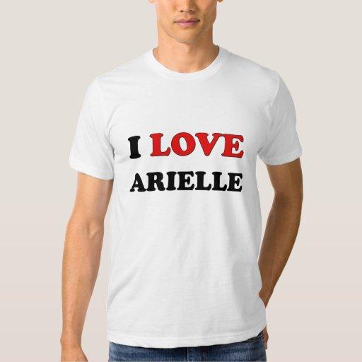 Amo Arielle Remera