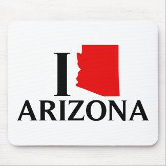 Amo Arizona - amor AZ de I Alfombrillas De Ratones