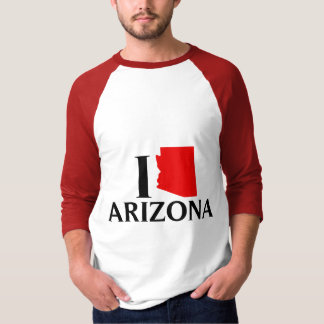 Amo Arizona - amor AZ de I Playeras