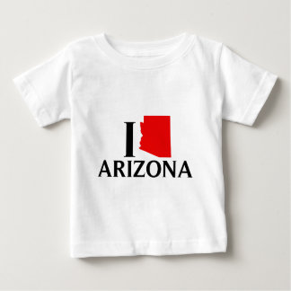 Amo Arizona - amor AZ de I Remera