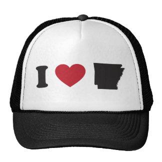 Amo Arkansas Gorros