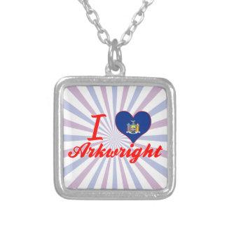 Amo Arkwright, Nueva York Pendientes Personalizados