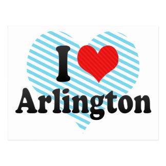 Amo Arlington Postales