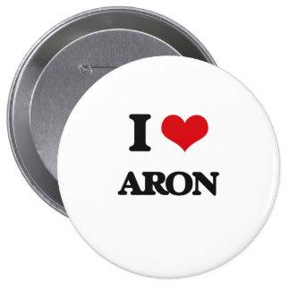 Amo Aron Pin Redondo 10 Cm
