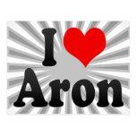 Amo Aron Postales
