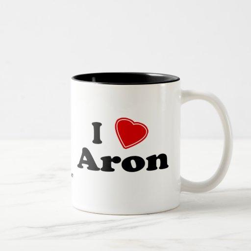 Amo Aron Taza