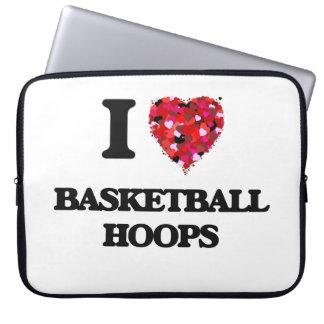 Amo aros de baloncesto mangas portátiles