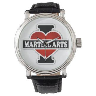 Amo artes marciales reloj