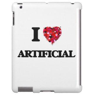 Amo artificial funda para iPad