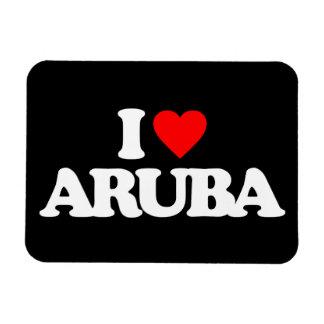 AMO ARUBA IMANES RECTANGULARES
