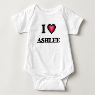 Amo Ashlee Body Para Bebé